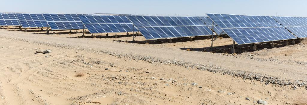 Large-scale solar needs tighter land regulations