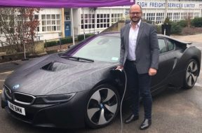 AFC Energy Powers Up World's First Hydrogen Electric Vehicle Charger