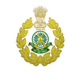 ARM of Solar water heating system in Jawan barrack No 1 and 2 at 23rd Bn ITB Police Seemadwar Dehradun