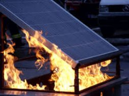 Assessing Fire Risks in Photovoltaic Systems and Developing Safety Concepts for Risk Minimization