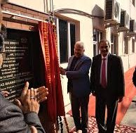 BBMB inaugurates rooftop solar PV plants at 220kv sub-stations in Delhi, Narela