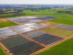 CANADIAN SOLAR TO PROVIDE EPC SERVICES AND SUPPLY SOLAR MODULES FOR 333MWP DARLINGTON POINT SOLAR FARM IN AUSTRALIA