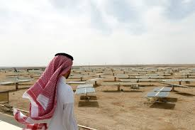 CORRECTED-ACWA considers supporting solar panel manufacturing in Saudi
