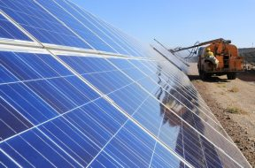 China installed 18 percent less solar power capacity in 2018