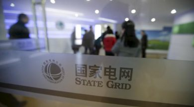 China's State Grid to Spend $5.7 Billion on Pumped Hydro Plants