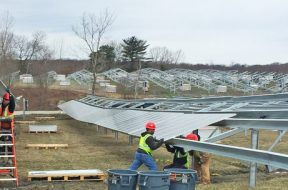Conti Solar Wins Award for Outstanding Safety Record