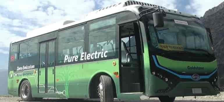 E-buses, e-rickshaws to ply on Rajkot roads soon