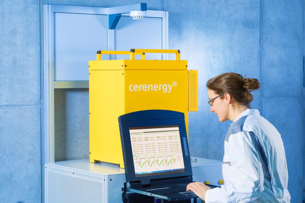 ENERGY STORAGE EUROPE: Fraunhofer IKTS presents ceramic battery with world record characteristics