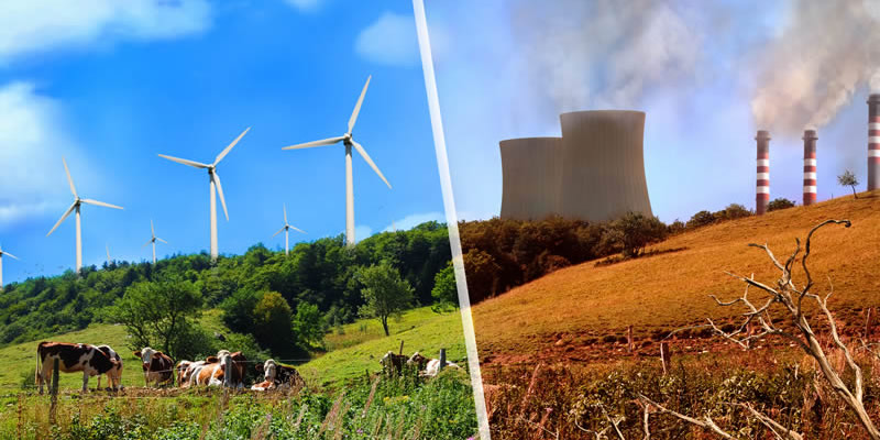 Energy Park That Will Promote Renewable Resources To Come