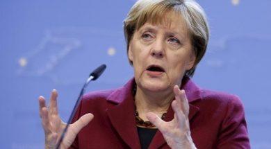 German Economy- Angela Merkel seeks to heal rift over role of coal