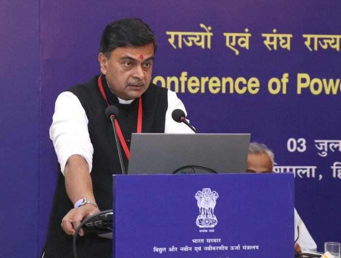 Government to approve power tariff policy soon: R K Singh