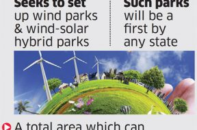 Gujarat frames land policy for green energy projects1