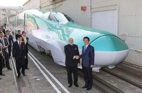 High Speed Bullet Train will consume 40% more power than Delhi Metro