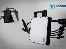 Hoymiles MI-1200 microinverter is first single-phase microinverter designed for 4 solar panels