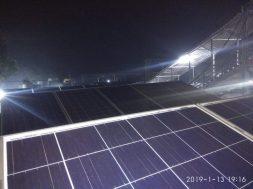 Waaree Solarizes Balangir Railway Station