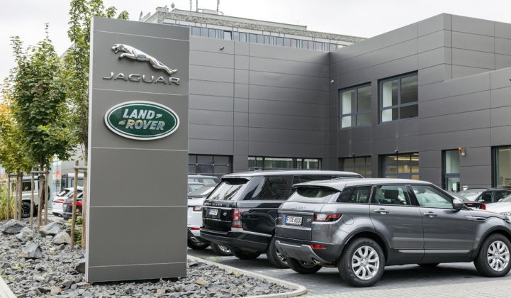 Jaguar Land Rover Confirms Battery Manufacturing Plans Amid Job Cuts