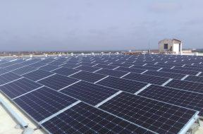 Kedarnath Cold Storage_Byadgi_80kWp Rooftop Solar System