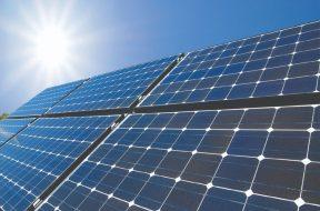 Mayor Pushpalatha Jagannath marks the benefits of solar energy