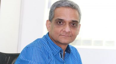 Mr. Ashit Maru, Co-founder MYSUN