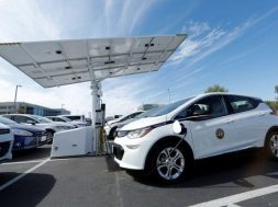 NYC Is Using Solar Panels To Charge Electric Cars And Here Is Why It Is A Golden Idea For India