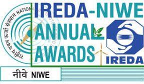 IREDA-NIWE ANNUAL AWARDS – 2019