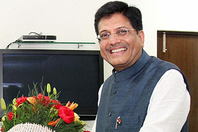 "Piyush Goyal awarded Carnot Prize for ""pathbreaking transformations in India's energy sector"""