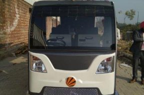 Punjab Students Develop India's First Driverless Solar-Powered Bus Priced At Just Rs 6 Lakh