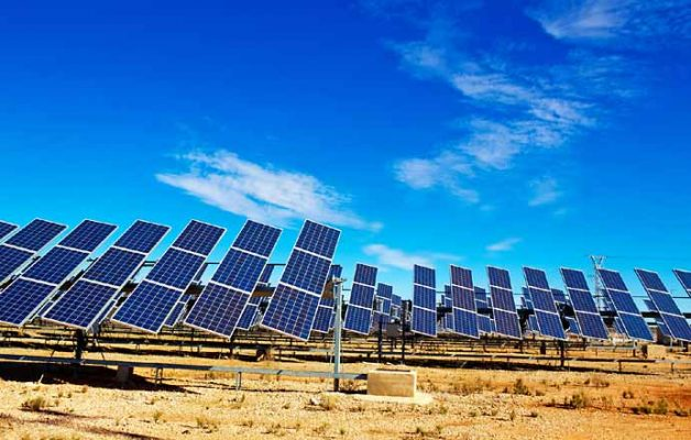 Telangana to take up massive solar project