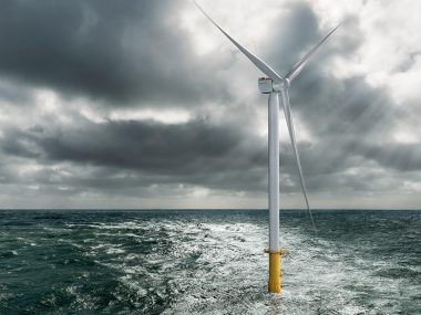 Siemens Gamesa launches 10 MW offshore wind turbine; annual energy production (AEP) increase of 30% vs. predecessor