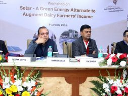 Solar- A Green Energy Alternate to Augmented Dairy Farmers' Income