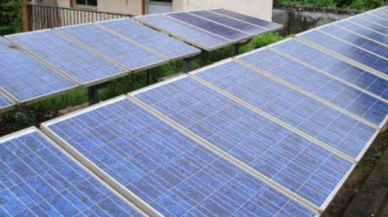 Solar rooftop fails to make headway: CSE
