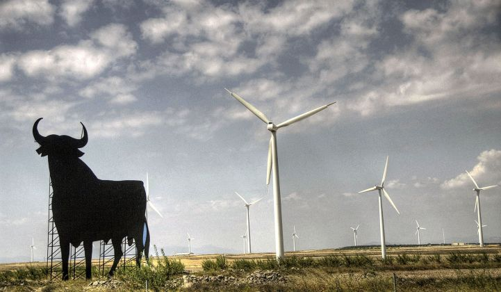 Spain's Renewables Industry Applauds New Payment Scheme