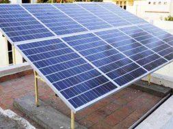 State Govt building huge solar dome at Eco Park