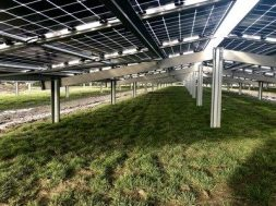 Successful Grid Connection of the Biggest N-Bifacial Solar Power Plant in Europe Built by Unisun Energy Netherlands with Jolywood Modules