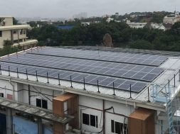 Sunshot kick-starts two rooftop solar power plants