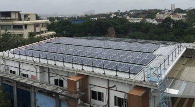 Sunshot kick-starts two rooftop solar power plants