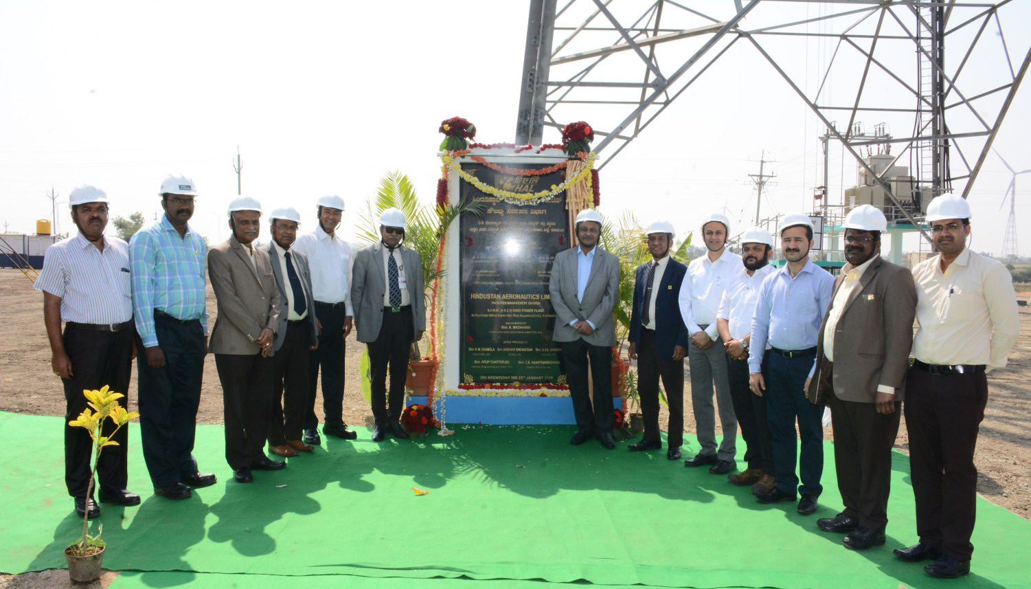 Suzlon strengthens leadership in the PSU segment; commissions second wind project for HAL