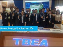 TBEA showcased technology capabilities at the Abu Dhabi WFES & Solar Expo 2019-1