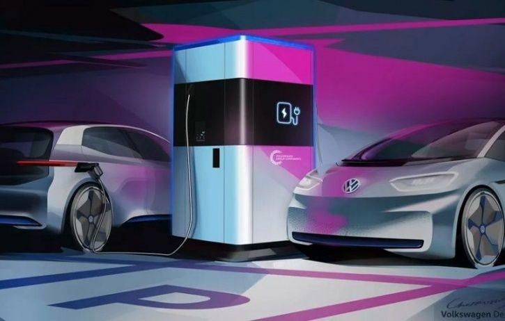 These Mobile Quick Charging Stations Are Set For 2019 Debut And Will Make The EVs Carbon Neutral In The Truest Sense
