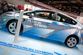 Toyota and Panasonic Form Joint Venture to Make Electric Vehicle Batteries