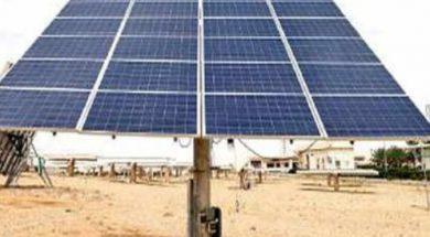 UT plans solar plants on seasonal rivulets in Chandigarh