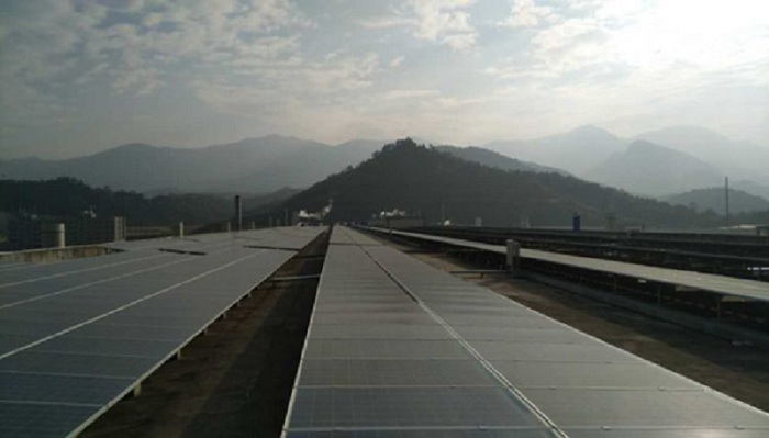Solar project featuring 3.6MW of microinverters completed in China