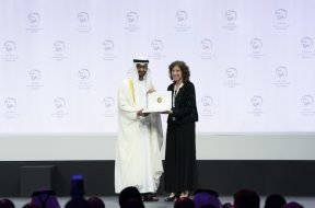 'We Care Solar' wins Zayed Sustainability Prize in Health Category