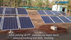Providing And Erecting 3HP SOLAR WATER PUMP (DC)
