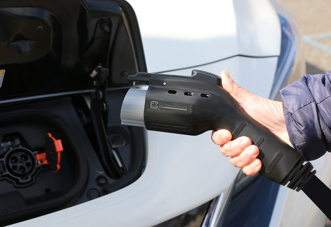 "High Power ""Ruggedized"" Electric Vehicle Charging Stations now available from ClipperCreek, Inc."