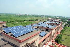 34 buildings of PMC get rooftop solar power setup