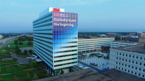 3M Announces 100% Global Renewable Electricity Goal with Headquarters Campus Converting to all Renewables Immediately