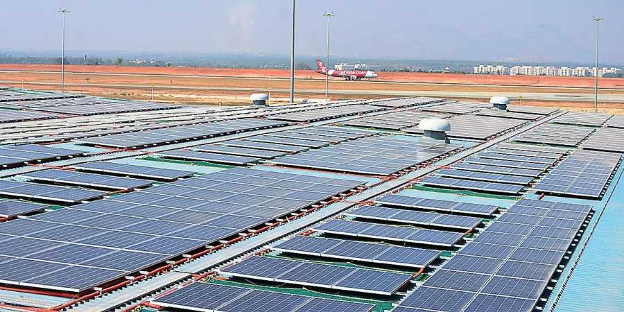 Kempegowda International Airport may go totally green by 2020