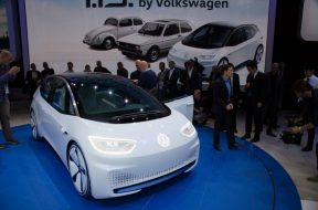 An old tradition, auto shows, could give electric cars a boost