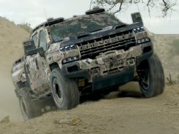 Army Driving Forward with Electric Vehicle Plans